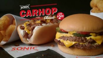 Sonic Drive-In Carhop Classic TV Spot, 'Knockout' - Thumbnail 1