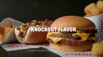Sonic Drive-In Carhop Classic TV Spot, 'Knockout'