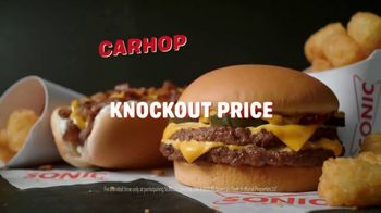 Sonic Drive-In Carhop Classic TV Spot, 'Knockout' - Thumbnail 7