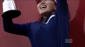 AIG Direct TV Spot, '2019 Women's British Open: Rally' - Thumbnail 9