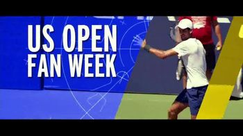 US Open TV Spot, '2019 Fan Week' - Thumbnail 6