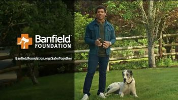 Banfield Foundation TV Spot, 'Domestic Violence Victims' Featuring Russell Wilson - 10 commercial airings