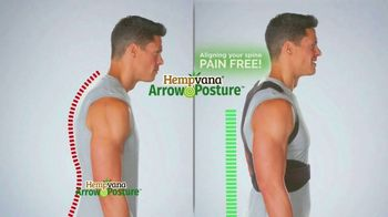 Hempvana Arrow Posture TV Spot, \'Text Neck Pain\'