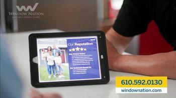 Window Nation TV Spot, 'Over 150,000 Windows' - Thumbnail 5