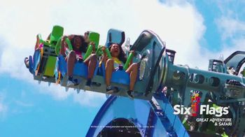 Six Flags Great Adventure TV Spot, 'Summer Is Going Fast: Save $25' - Thumbnail 1