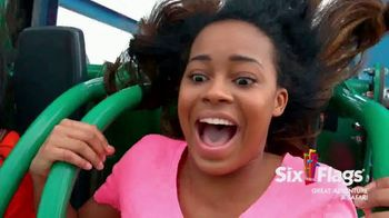 Six Flags Great Adventure TV Spot, 'Summer Is Going Fast: Save $25' - Thumbnail 2