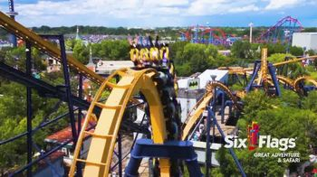 Six Flags Great Adventure TV Spot, 'Summer Is Going Fast: Save $25'