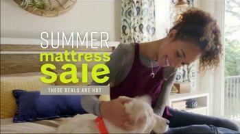 Ashley HomeStore Summer Mattress Sale TV Spot, 'Savings Are Heating Up' Song by Midnight Riot - Thumbnail 3
