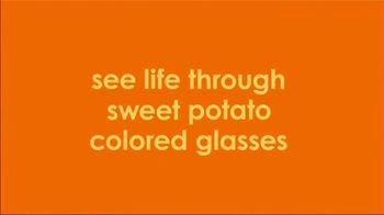 Terra Chips Sweet Potato TV Spot, 'Sweet Potato Colored Glasses' - Thumbnail 8