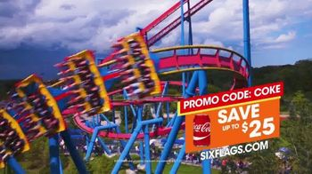 Six Flags Great Adventure TV Spot, 'Back to School: Save $25' - Thumbnail 7