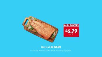 ALDI TV Spot, 'Some Things You Can't Take Back: Salmon' - Thumbnail 10