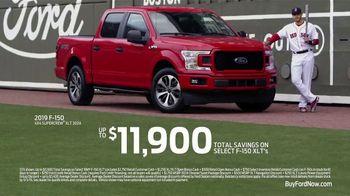 Ford TV Spot, 'Again' Featuring J.D. Martinez [T2] - Thumbnail 10