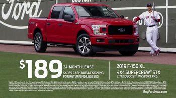 Ford TV Spot, 'Again' Featuring J.D. Martinez [T2] - Thumbnail 9