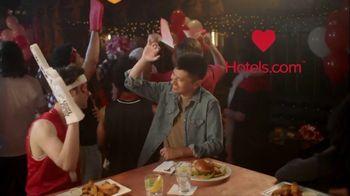Hotels.com TV Spot, 'X Games' Featuring Pablo Torre and Bomani Jones - Thumbnail 6