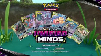 Pokémon TCG Sun & Moon: Unified Minds TV Spot, 'Expansion Has Arrived' - Thumbnail 8