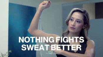 Secret Outlast TV Spot, 'Women's World: All Strength, No Sweat'