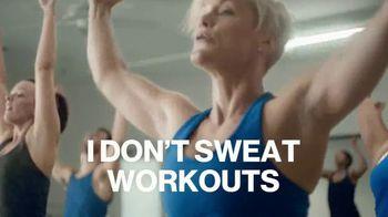 Secret Outlast TV Spot, 'Women's World: All Strength, No Sweat' - Thumbnail 7