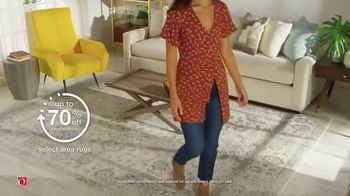 Overstock.com Four Day Flash Sale TV Spot, 'Extra 10 Percent off Top Rated Furniture' - Thumbnail 5