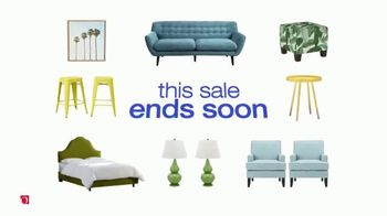 Overstock.com Four Day Flash Sale TV Spot, 'Extra 10 Percent off Top Rated Furniture' - Thumbnail 6