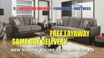 American Freight Back to School Savings TV Spot, 'Desk and Chair Sets' - Thumbnail 7