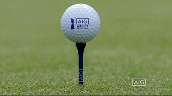 AIG Direct TV Spot, 'Allies: 2019 Women's British Open' - Thumbnail 1