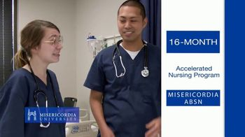 Misericordia University Accelerated BSN Program TV Spot, 'True Calling' - Thumbnail 6