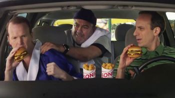 Sonic Drive-In Carhop Classic TV Spot, 'In My Head' - Thumbnail 3