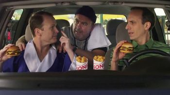 Sonic Drive-In Carhop Classic TV Spot, 'In My Head' - Thumbnail 5