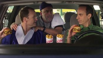 Sonic Drive-In Carhop Classic TV Spot, 'In My Head'