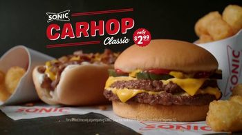 Sonic Drive-In Carhop Classic TV Spot, 'In My Head' - Thumbnail 7