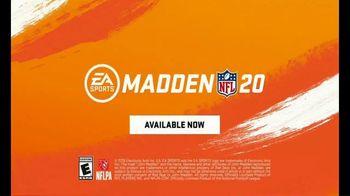 Madden NFL 20 TV Spot, 'Bring it: X-Factor' Featuring Patrick Mahomes, Alvin Kamara - Thumbnail 10