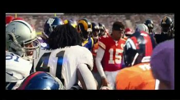 Madden NFL 20 TV Spot, 'Bring it: X-Factor' Featuring Patrick Mahomes, Alvin Kamara - Thumbnail 4