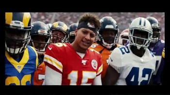 Madden NFL 20 TV Spot, 'Bring it: X-Factor' Featuring Patrick Mahomes, Alvin Kamara - Thumbnail 9