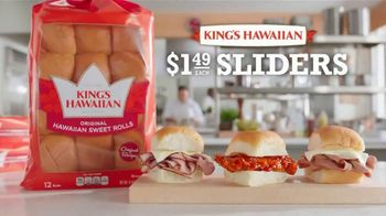 Arby's King's Hawaiian Sliders TV Spot, 'If You've Been Holding Out' - Thumbnail 6
