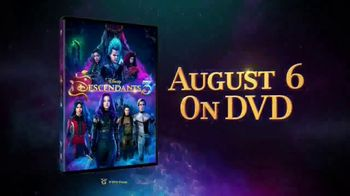 Descendants 3 Home Entertainment TV Spot
