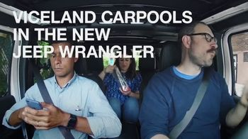 Jeep TV Spot, 'VICELAND Carpool' [T1] - Thumbnail 1
