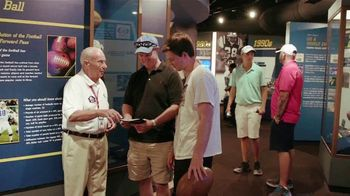 Pro Football Hall of Fame TV Spot, 'This Fall, Visit the Hall of Fame' - Thumbnail 2