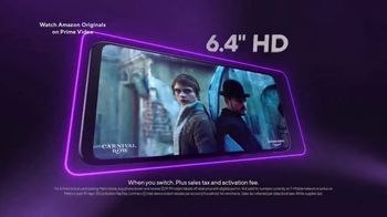 Metro by T-Mobile TV Spot, 'Switch Now: Samsung Galaxy A20' Song by Usher - Thumbnail 4