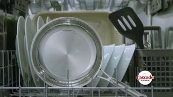 Cascade Platinum TV Spot, 'Get Sparkling Dishes' - Thumbnail 6