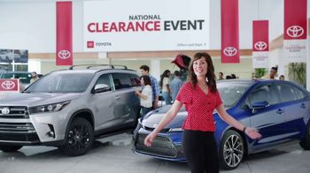 Toyota National Clearance Event TV Spot, 'Win, Win' [T1] - Thumbnail 9