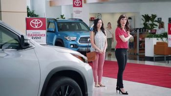 Toyota National Clearance Event TV Spot, 'Win, Win' [T1] - Thumbnail 4