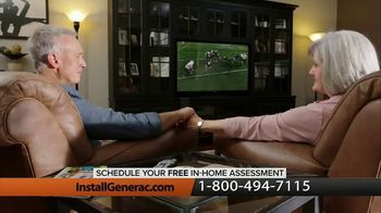 Generac Automatic Home Standby Generator TV Spot, 'Power When You Need It' - Thumbnail 7