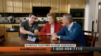 Generac Automatic Home Standby Generator TV Spot, 'Power When You Need It' - Thumbnail 8