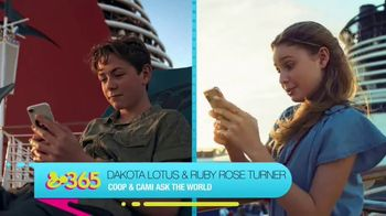 Disney Cruise Line TV Spot, 'Disney Channel: Captain' - 151 commercial airings