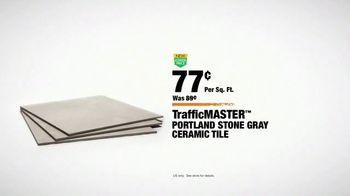The Home Depot TV Spot, 'Unexpected: Laminate, Vinyl and Tile' - Thumbnail 10