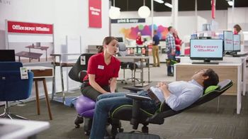 Office Depot TV Spot, 'Worry-Free: Lenovo Products' - Thumbnail 3