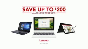 Office Depot TV Spot, 'Worry-Free: Lenovo Products' - Thumbnail 7