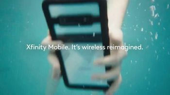 XFINITY Mobile TV Spot, 'Design Your Own Data' Song by The Avalanches - Thumbnail 9