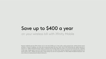 XFINITY Mobile TV Spot, 'Auto-Connect: $250 Back' Song by The Avalanches - Thumbnail 7