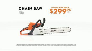 STIHL TV Spot, 'Real Stihl: MS 250 Chainsaw for $299' - Thumbnail 8